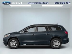 2013 Buick Enclave Leather  - local - trade-in - sk tax paid - L