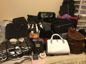 Purses/Carry-on Luggage/Jim Bags/Lunch Bag/Backpacks and more