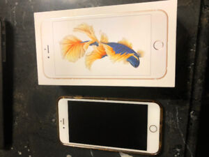 IPHONE 6 PLUS 64GB GOLD FACTORY UNLOCK excellent condition