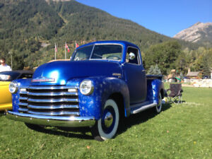 1950 Chevy Pick up for Sale