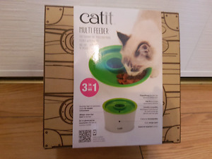 Catit multi feedr for cats