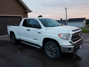 Reduced 2014 Toyota Tundra SR5 TRD Pickup Truck