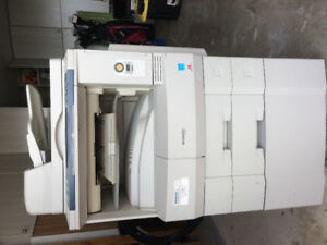 Photo copier. Large commercial unit