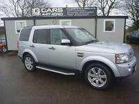 2010 10 LAND ROVER DISCOVERY 3.0 4 TDV6 XS 5D AUTO 245 BHP DIESEL