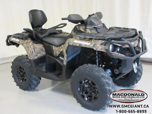 2016 Can-Am Outalnder Max 850 XT