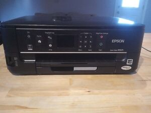 Epson WiFi Colour Print/Scan with Auto 2-side Print + new XL ink