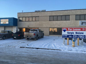 2 Bays Available for Lease  Body repair or paint shops