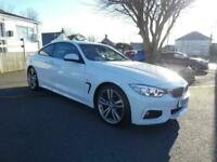 2013 BMW 4 Series 420d M Sport 2dr COUPE Diesel Manual