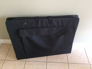Carry-All Soft-Sided Art Portfolio - New - never used Cambridge Kitchener Area image 1