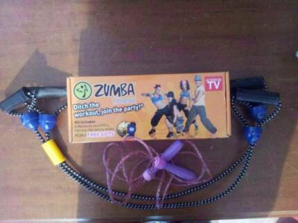 Zumba Home Fitness DVD Pack ($42)
