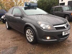 2010 Vauxhall Astra 1.6 16v SRi 2 Keys 9 Months Mot 3dr Petrol
