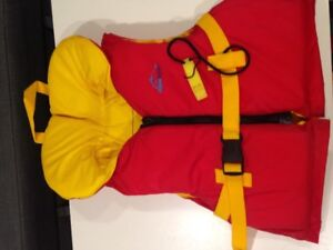 Various lifejackets - only used once