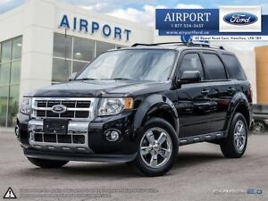 2012 Ford Escape Limited 4WD with only 126,054 kms
