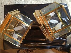 NEW LOWER PRICE ****ceiling 3 light, $25@ or $40 for both