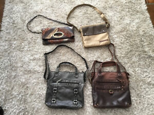 Several ladies purses-great condition