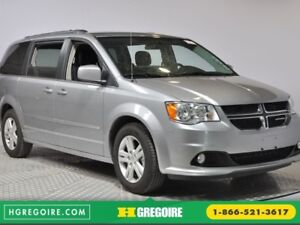 2016 Dodge GR Caravan CREW A/C-Tri Zone Cruise Mag USB/MP3 BAS K