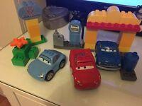 Lego Duplo - Cars by Disney - 3 Set Bundle ABSOLUTE BARGAIN!!!!!!
