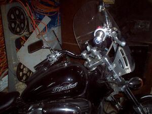 2005 honda VLY600
