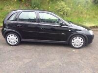 Vauxhall corsa 1.3 cdti diesel mot 1 year 1 owner like fiesta clip punto