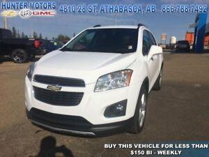 2013 Chevrolet Trax LTZ  - Heated Seats -  Remote Start -  Bluet