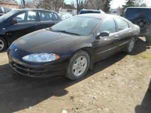 2003 Chrysler Intrepid SE