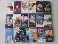 VHS (CERTAINS SONT RARES) / VHS (SOMES ARE RARES)