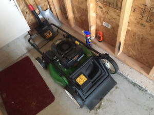Lawnmower in prefect condition