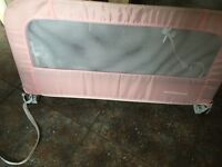 MOTHERCARE TODDLER BED GUARD