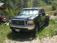 2000 Ford F-350 lariat limited Pickup Truck