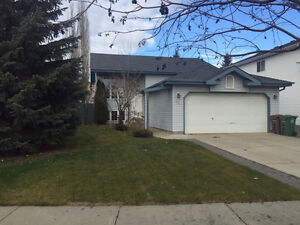 St. Albert House For Rent- 4 Bedrooms