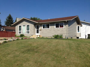 3 beds  Main Floor Bungalow for rent in Millwood, immediately.