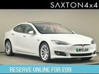 2017 Tesla Model S 100D Auto 4WD 5dr Hatchback Electric Automatic