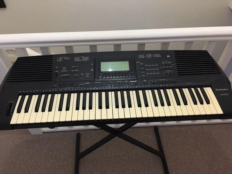 Technics Kn 920 Keyboard In Belfast Gumtree