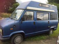 Fiat talbot 1982 mot ready to drive away
