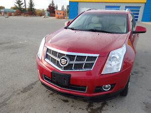 2011 Cadillac SRX 2.8T Performance SUV, Crossover