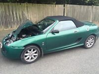MG TF Repairs or Spares