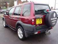 2002 Land Rover Freelander 2.0 Td4 Serengeti SW 5dr 5 door Estate