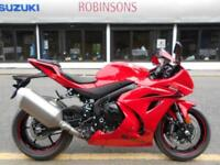 2017 SUZUKI GSXR1000 RED, STAND OUT FROM THE CROWD. LOW RATE FINANCE