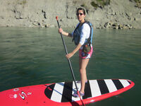 Paddle board Lesson on Lake or River with all equipment