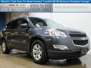 2011 Chevrolet Traverse LS | 8 Passenger | Remote Start