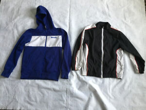 Spring / Fall jackets - Bench & Under Armour