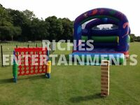 Getting married in summer 2016 or 2017? | Giant Garden Game Hire | Bouncy Castle Hire