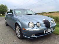 Jaguar S-Type 3.0 V6 SE Auto. Years Mot. FSH.