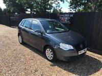 2007/57 Volkswagen Polo 1.4 SE 80PS Full Service History £0 DEPOSIT FINANCE