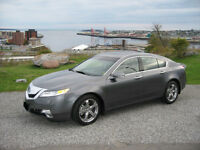 2009 Acura TL SH-AWD 3.7L 305-HP Tech/Pkg New Condition!!!!!