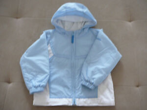 "Manteau coupe-vent ""COLUMBIA"" (taille 4)"