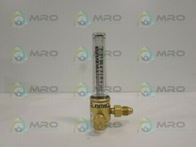 Victor Fm371 Flow Meter Assembly New In Box