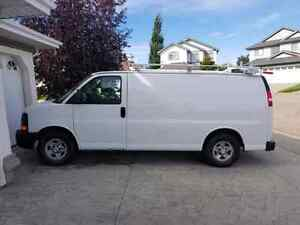 2008 Chevrolet Express AWD - Excellent Condition, Priced To Sell