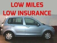 LOW MILES 2007 MAZDA 2 ANTARES 1.4 SMALL 5 DOOR