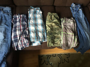 Boys lot of clothes size large
